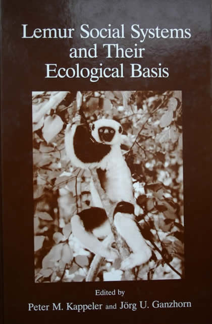 Lemur social systems and their egological basis